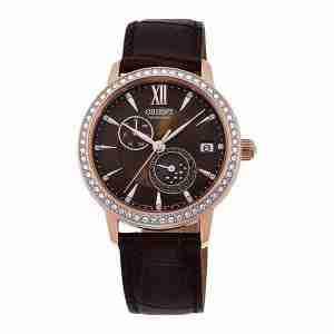 Orient Sun and Moon RA-AK0005Y10B  – Naisten kello Suomalaisesta verkkokaupasta, tuotekategoria:  Naisten kellot
