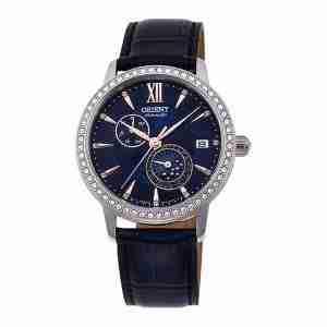 Orient Sun and Moon RA-AK0006L10B  – Naisten kello Suomalaisesta verkkokaupasta, tuotekategoria:  Naisten kellot