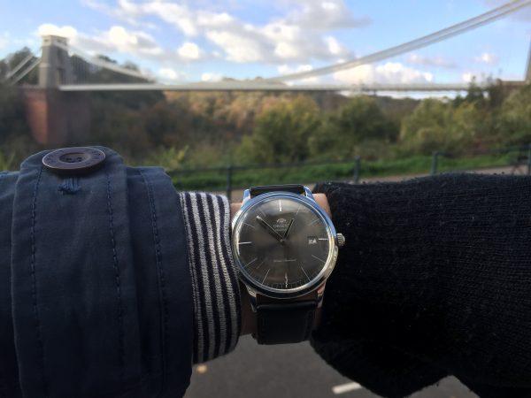 Orient Bambino Automatic FAC0000DB0  – Miesten kello Suomalaisesta verkkokaupasta, tuotekategoria:  Miesten kellot 3